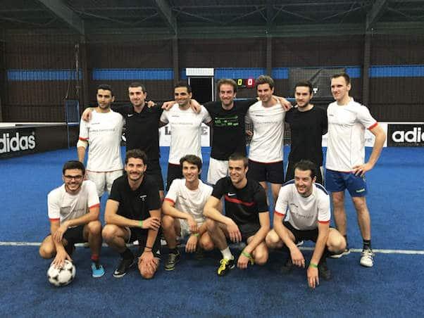 équipe de football association