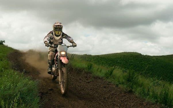 motocross roulage piste