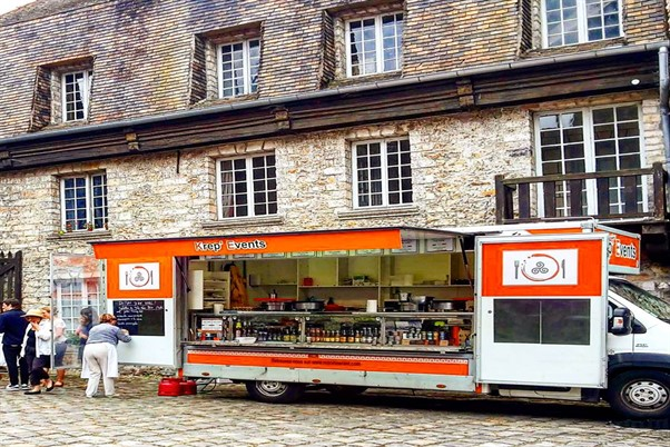 Témoignage Smile&Pay Food Truck Krep'Events