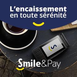lecteur carte bancaire Smile&Pay